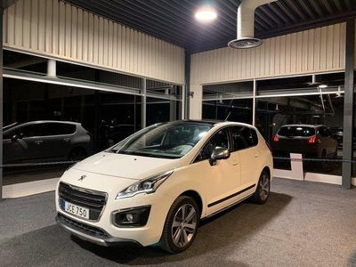 begagnad Peugeot 3008 1.6 BlueHDi Panorama Navi 1103kr