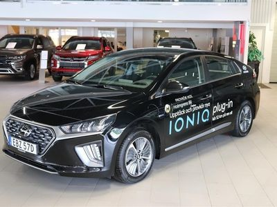 begagnad Hyundai Ioniq Plug-In Premium+