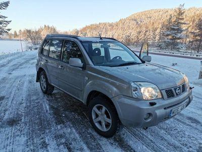 begagnad Nissan X-Trail 2.5 4x4