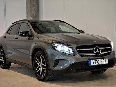 begagnad Mercedes 200 GLA-KlassUrban Night, 156hk