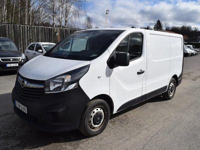 used Opel Vivaro 1.6CDTI 90HK Momsbil Erbjudande -15