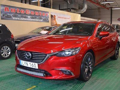begagnad Mazda 6 Wagon 2.2 SKYACTIV-D AWD Automat Euro -15