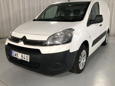 begagnad Citroën Berlingo III 1.6 HDi Skåp (75hk)