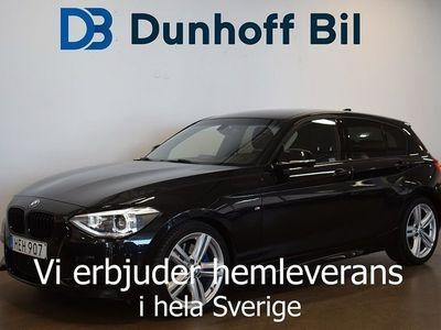 begagnad BMW 120 d M-Sport 184hk Aut