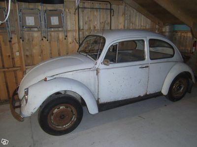 gebraucht VW Käfer folkvagn Bubbla Spar