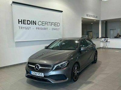 begagnad Mercedes A200 - BenzSTYLE PLUS / AMG
