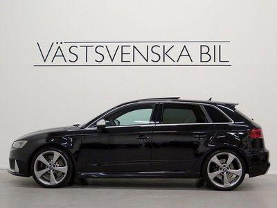 begagnad Audi RS3 2.5 TFSI quattro S-Tronic 367hk