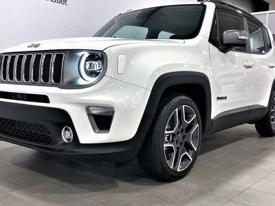 begagnad Jeep Renegade MY19-1.0 120HK LIMITED FWD MTX -19