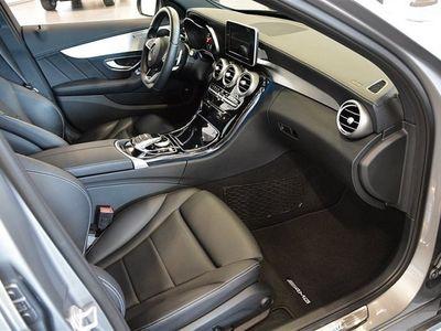 begagnad Mercedes C220 CDI AMG AIRMATIC