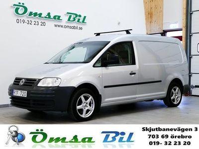 begagnad VW Caddy Maxi Life Caddy Maxi 2.0 Ecofuel DRAG 2010, Personbil 49 300 kr