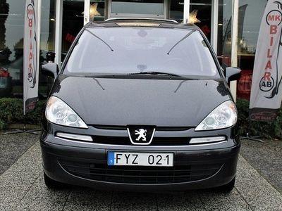 begagnad Peugeot 807 2.0 Automat 7-sits Ny Kamrem Bytt