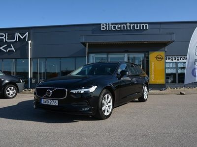 begagnad Volvo V90 D3 AWD Business Advance 150hk, Värmare, Nav