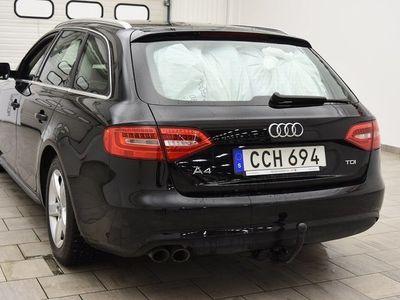 begagnad Audi A4 2.0 TDI clean diesel Avant 150hk SPORTS EDITION