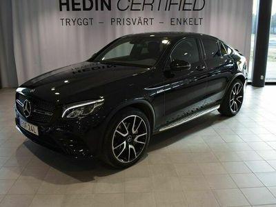 begagnad Mercedes GLC43 AMG - BenzAMG DRAG / CARPLAY