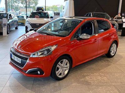begagnad Peugeot 208 1.2 Style 5D