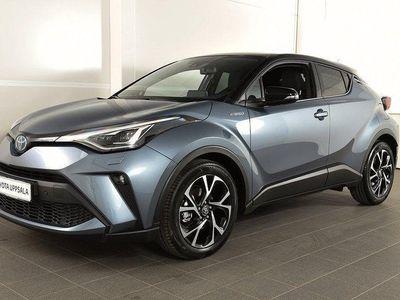 begagnad Toyota C-HR 2.0 X-Edition, Teknikpkt, skinn,