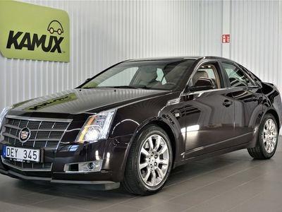 begagnad Cadillac CTS 3.6 V6 Automatisk, 309hk