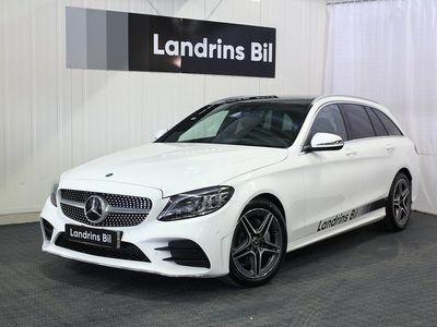 brugt Mercedes C220 d/ Lev Juli, Aug