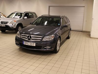 used Mercedes C320 CDI 4-MATIC AUTO NAVI DRAG PDC ACC