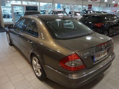begagnad Mercedes 320 Benz E CDI Svensksåld Välvårdad 2007, Sedan 94 900 kr