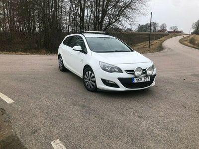 begagnad Opel Astra P-J/SWSPORTS TOURER