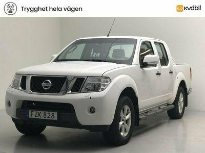 begagnad Nissan Navara Dubbelhytt 2.5 dCi (144hk)