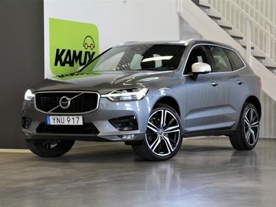 begagnad Volvo XC60 D5 AWD R-design B/W Drag VOC (235hk)