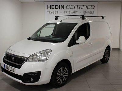 begagnad Peugeot Partner Van 1.6 BlueHDi EGS 99hk -15