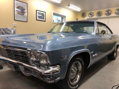 "begagnad Chevrolet Impala SS 1965 ""396"""