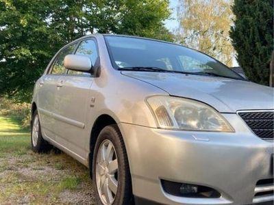 begagnad Toyota Corolla 5-dörrars Halvkombi 1.6
