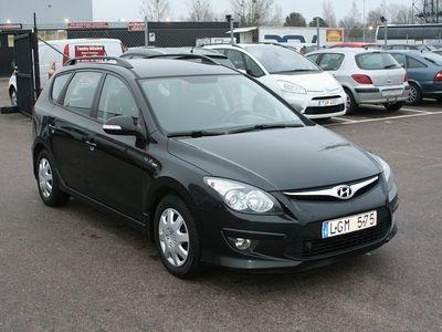 usata Hyundai i30 cw 1.6 CRDi 116hk Blue Drive 6 Vä -11