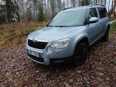 brugt Skoda Yeti 1.8 TSI, 160 hk, 4WD, mkt utrustn -10