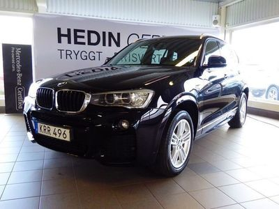 begagnad BMW X3 xDrive -16