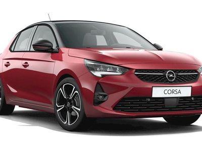 begagnad Opel Corsa GS Line 130 Automat
