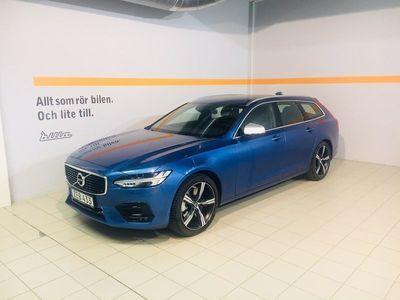 begagnad Volvo V90 T5 2.0 R-Design
