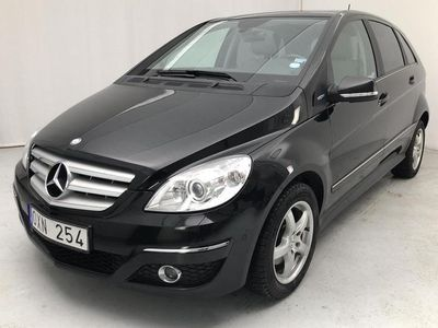 begagnad Mercedes B180 B-KlassNGT BlueEfficiency