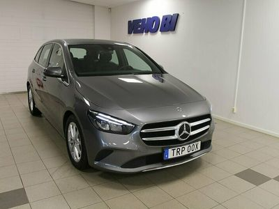 begagnad Mercedes B180 Backkamera Apple Carplay