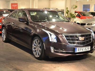begagnad Cadillac ATS Coupe 2.0 AWD Aut Gps 276hk