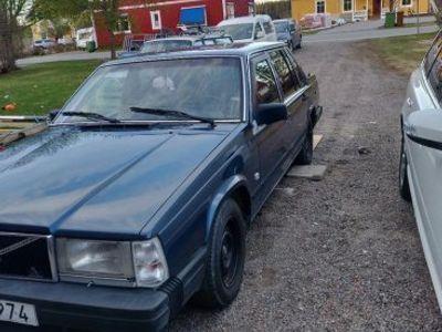 usado Volvo 744 TURBO -88