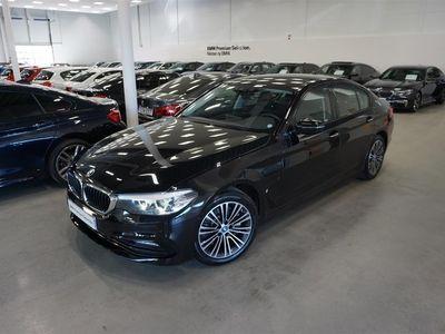 begagnad BMW 530 e Sport Pkt Navi HiFi Park Assist Connected