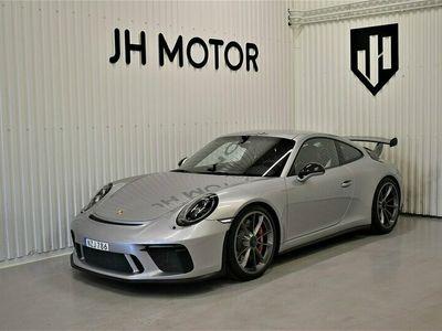 begagnad Porsche 911 GT3 500hk Clubsport / Lift / BOSE / Kamera