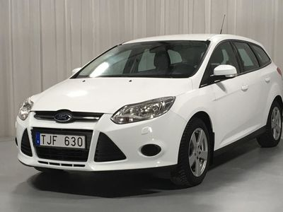 brugt Ford Focus 1.6 Ti-VCT Flexifuel Kombi (120hk)