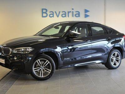 begagnad BMW X6 xDrive40d xDrive 40 A M-Sport