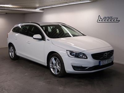 begagnad Volvo V60 D5 AWD Twin Engine Business Advance
