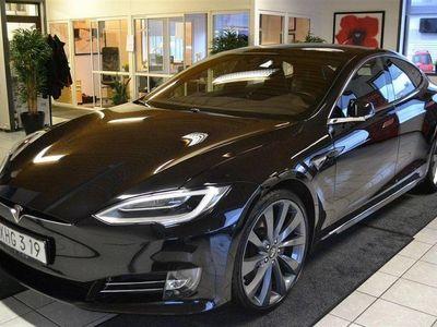 begagnad Tesla Model S 75D AWD /Sv-Såld,Välvårdad/ -16