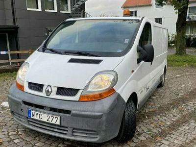 begagnad Renault Trafic Van 2.9t 1.9 dCi (MED HÖGTRYCKSTVÄTT)