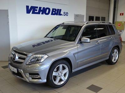 begagnad Mercedes GLK220 CDI 4MATIC AMG, Värmare, Drag, Navi