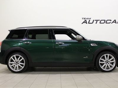 begagnad Mini Cooper Clubman S ALL4 Aut Chili Euro 6