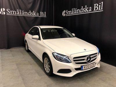 begagnad Mercedes 220 C7G-Tronic Plus 170hk Fjärrstyrd D-Vär