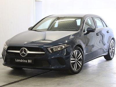 begagnad Mercedes A200 Automat SE-Edition